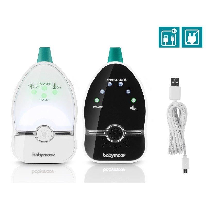 Babymoov Baby monitor Easy Care Digital Green