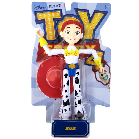 Mattel Toys Story 4: Příběh hraček figurka - Jessie