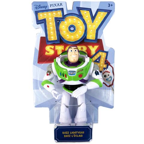 Mattel Toys Story 4: Příběh hraček figurka - Buzz