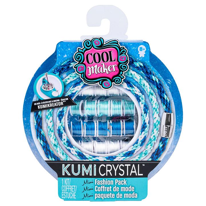 Spin Master Cool Maker náhradní nitě pro náramkovač - Modrá barva