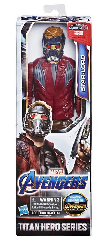Hasbro Avengers 30cm figurka Titan hero AST B - Star-Lord