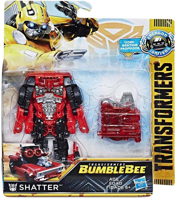 Hasbro Transformers Bumblebee Energon Igniter Power Plus - Shatter HASBRO