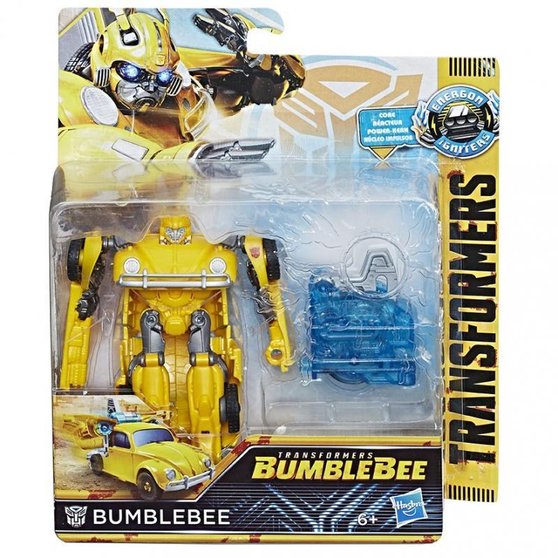 Hasbro Transformers Bumblebee Energon Igniter Power Plus - BumbleBee New Beetle HASBRO