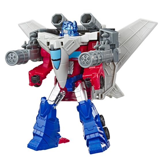 Hasbro Transformers Cyberverse Spark Armour Elite figurka - Optimus Prime HASBRO