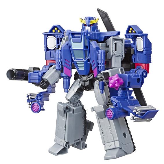 Hasbro Transformers Cyberverse Spark Armour Elite figurka - Megatron HASBRO