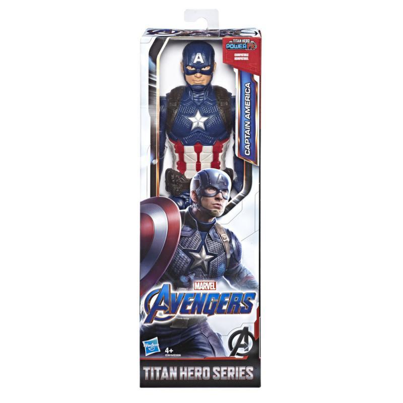 Hasbro Avengers figurka Titan hero AST A 30cm - Captain America