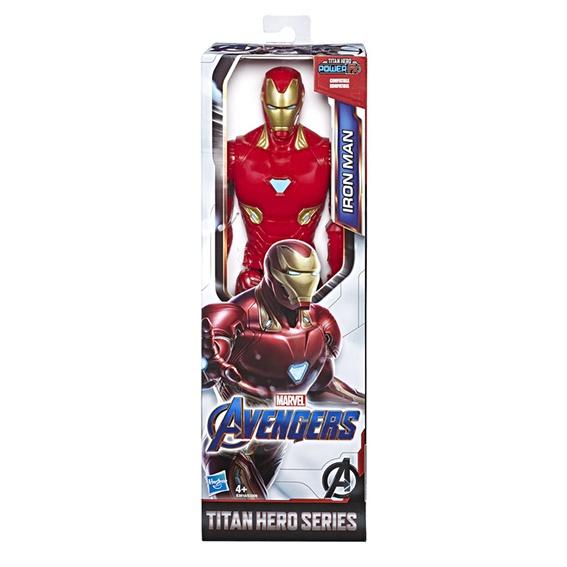 Hasbro Avengers figurka Titan hero AST A 30cm - Iron Man
