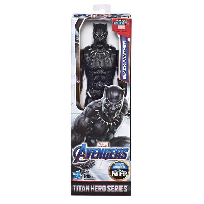 Hasbro Avengers figurka Titan hero AST A 30cm - Black Panther
