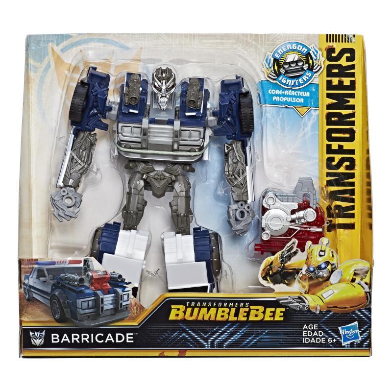Hasbro Transformers Bumblebee Energon igniter - Barricade HASBRO