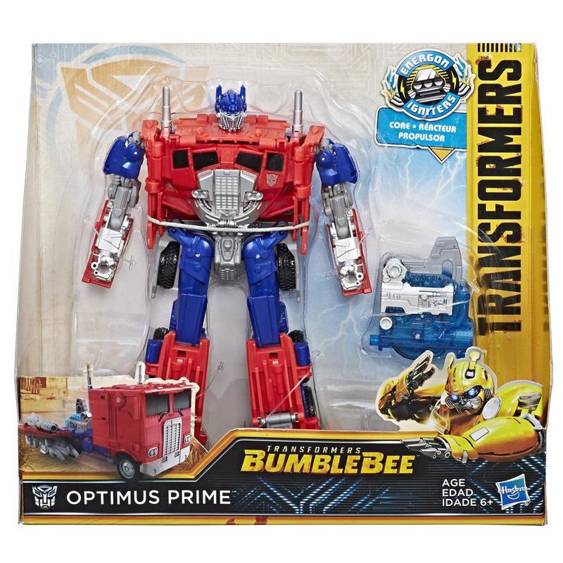 Hasbro Transformers Bumblebee Energon igniter - Optimus Prime HASBRO