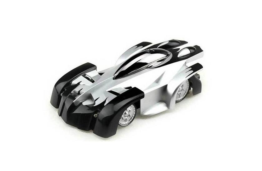 Mac Toys Auto jezdící po stěně - Černá barva