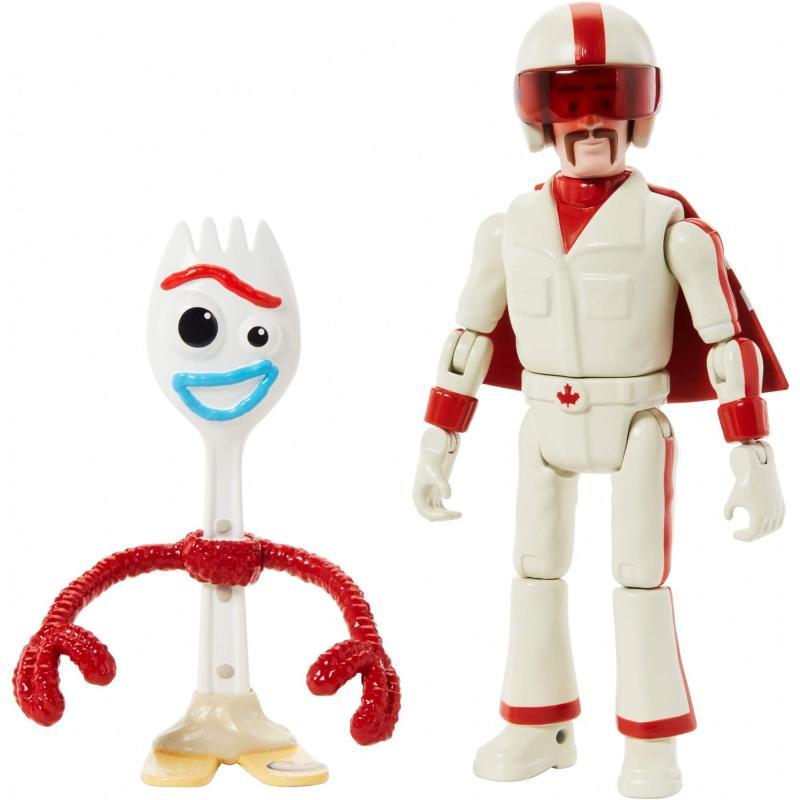 Mattel Toys Story 4: Příběh hraček figurka - Forky a Duke Caboom