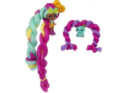 Spin Master Candylocks Voňavá panenka se zvířátkem - Mina Colada a Grizz