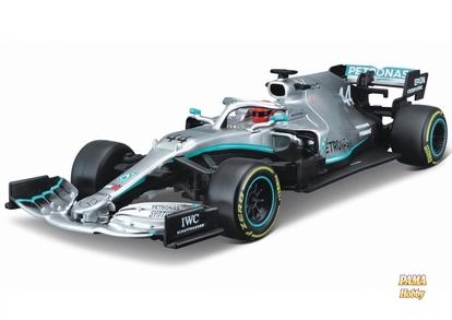 Maisto RC F1 (2,4 GHz) - Mercedes F1