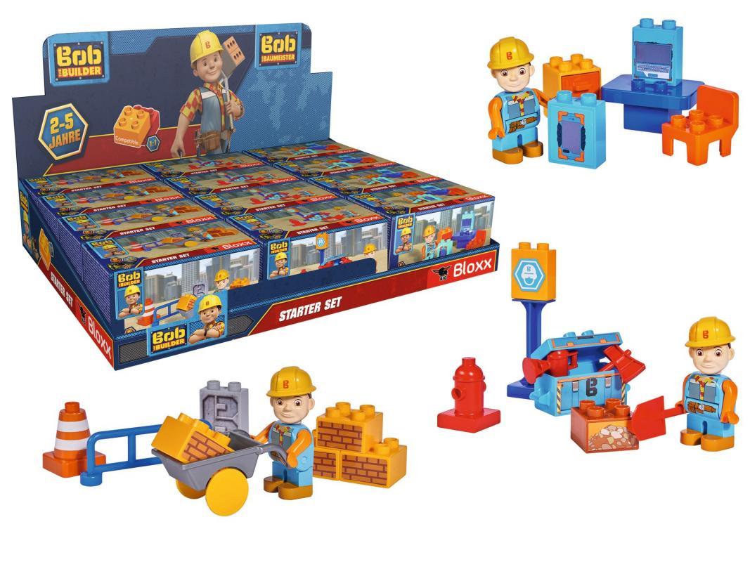 PlayBig BLOXX Bořek Starter set, 3 druhy