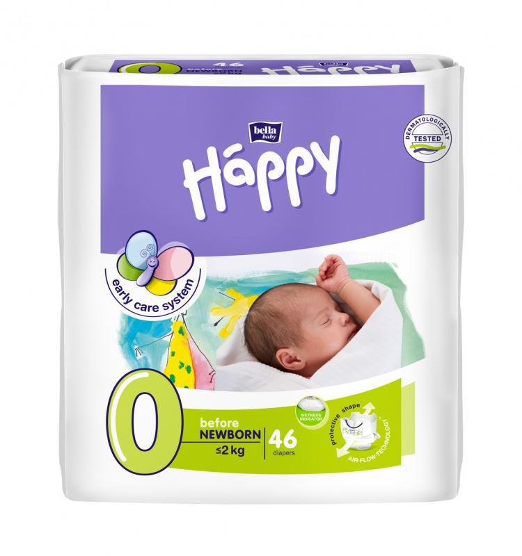 Happy plenky Before Newborn á 46 ks