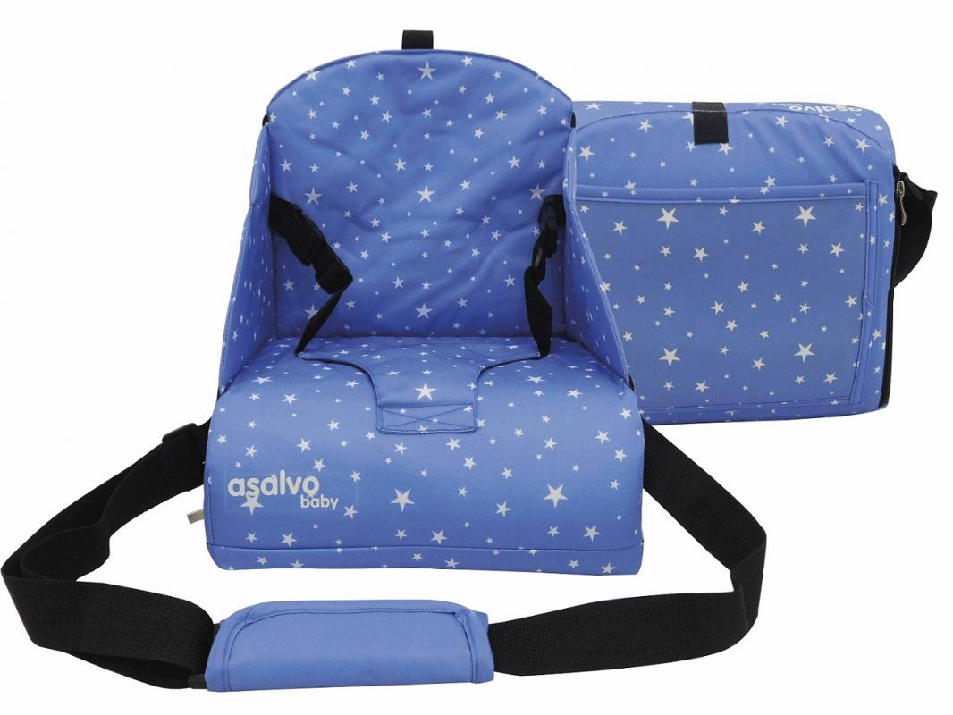 Asalvo ANYWHERE booster, stars blue