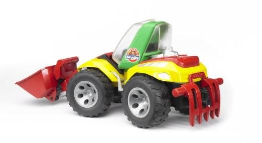 Bruder Traktor čelní nakladač