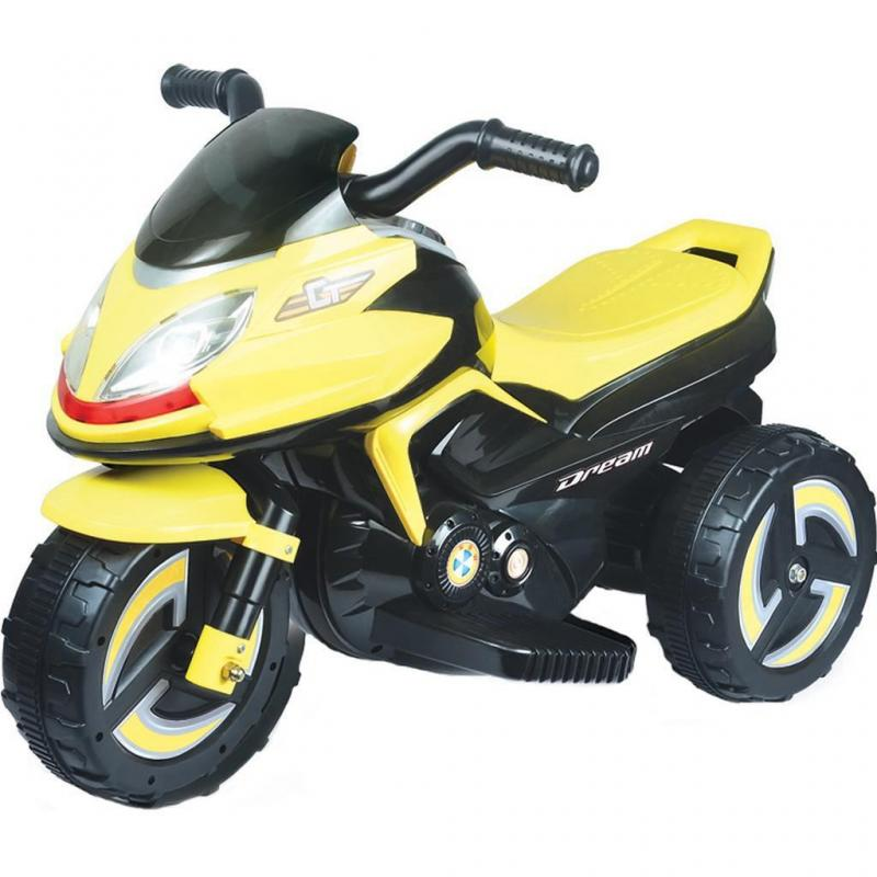 Bayo Elektrická motorka KICK yellow