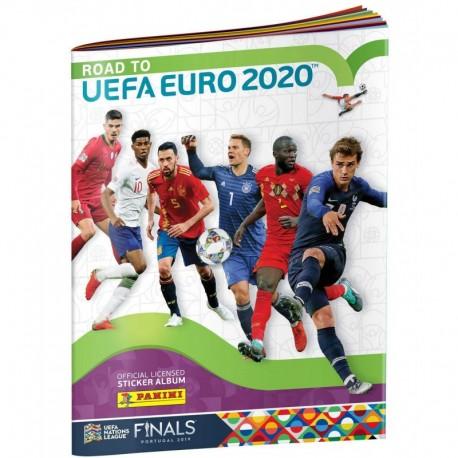 Corfix Road to Euro 2020 - album