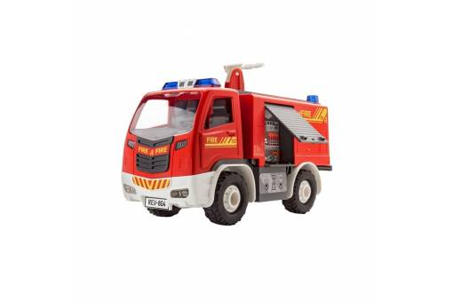 Corfix Junior Kit auto 00804 - Fire Truck (1:20)