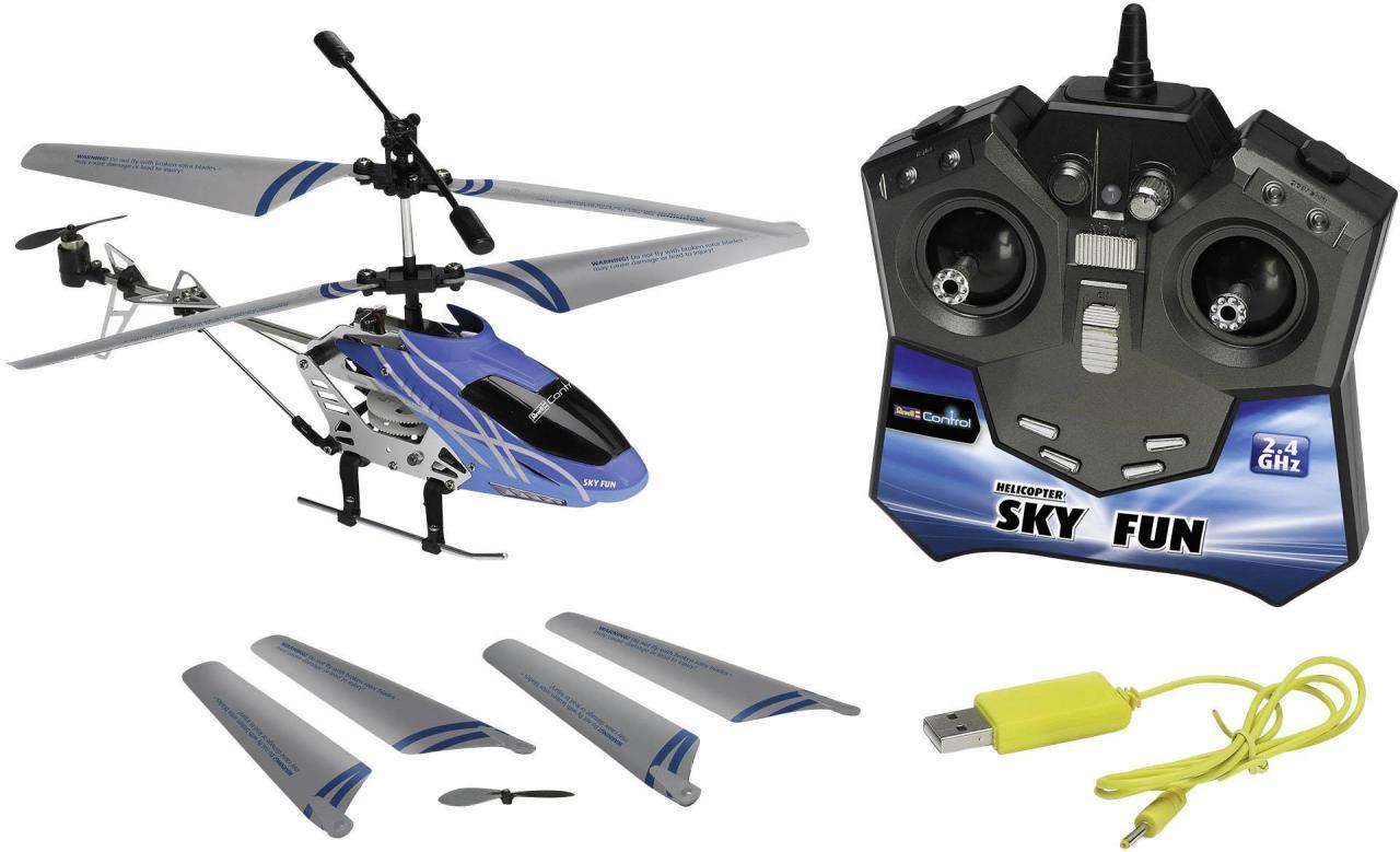 Corfix Vrtulník REVELL 23982 - Sky Fun