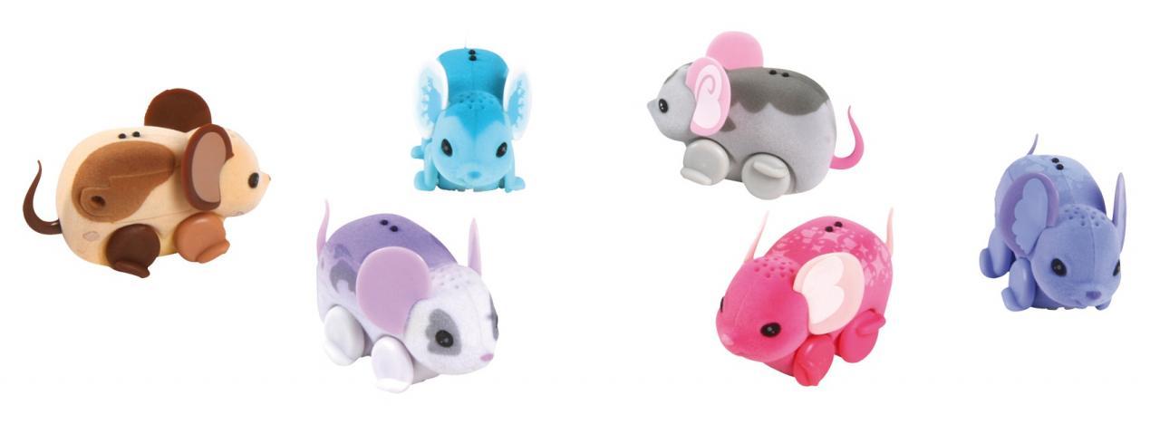 Cobi Little Live Pets Myška (6druhů)