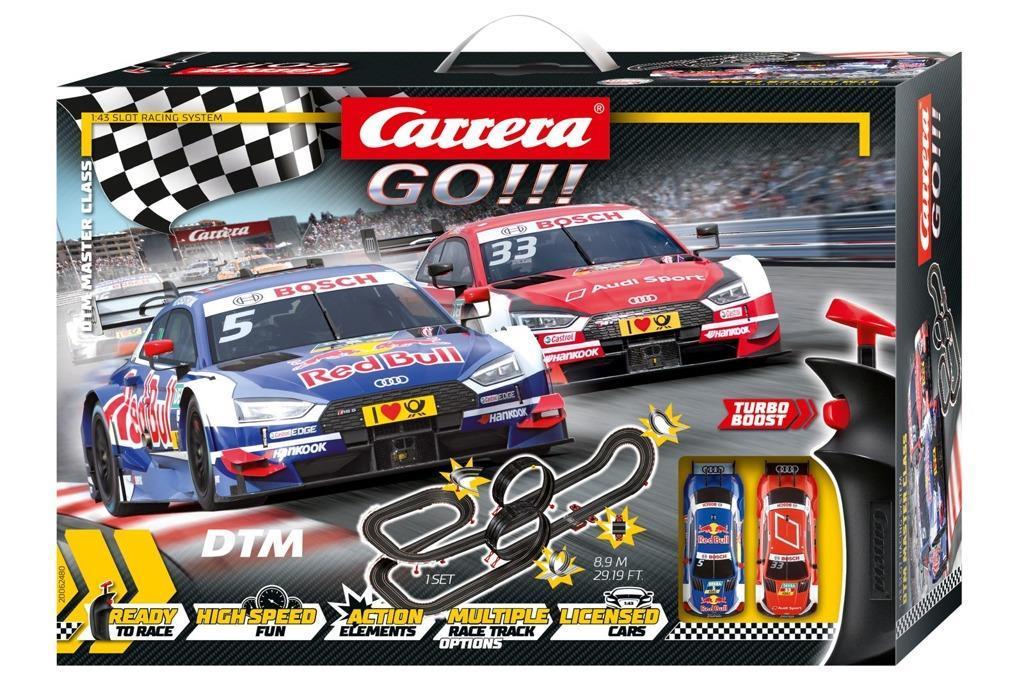 Conquest Autodráha Carrera GO 62480 DTM Master Class