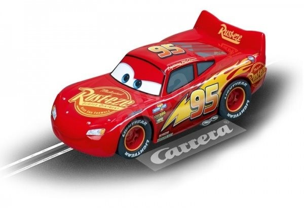 Conquest Auto GO/GO+ 64153 Cars - Lightning McQueen Mud