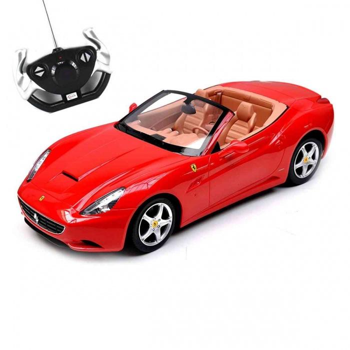 Conquest R/C auto Ferrari California (1:12)