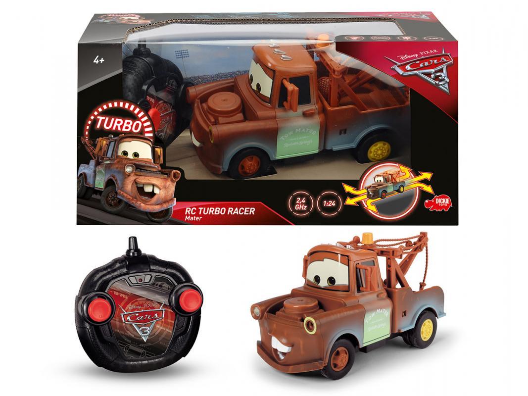 Dickie RC Cars 3 Turbo Racer Burák 1:24