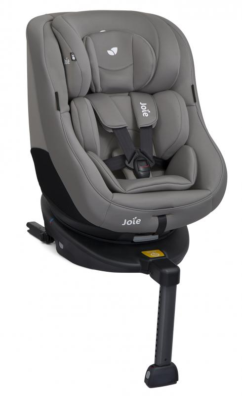 Joie Spin 360 gray flannel autosedačka 0-18 kg