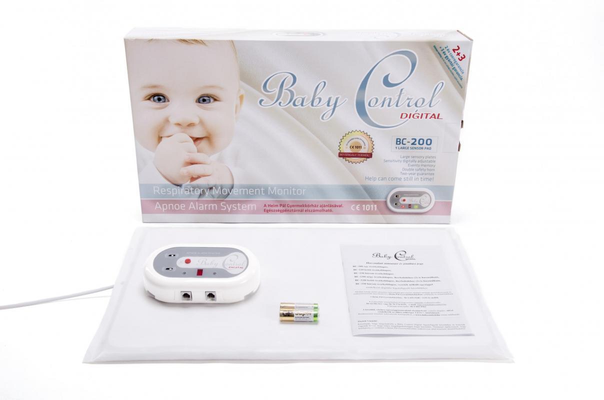 Monitor dechu Baby Control Digital BC-200