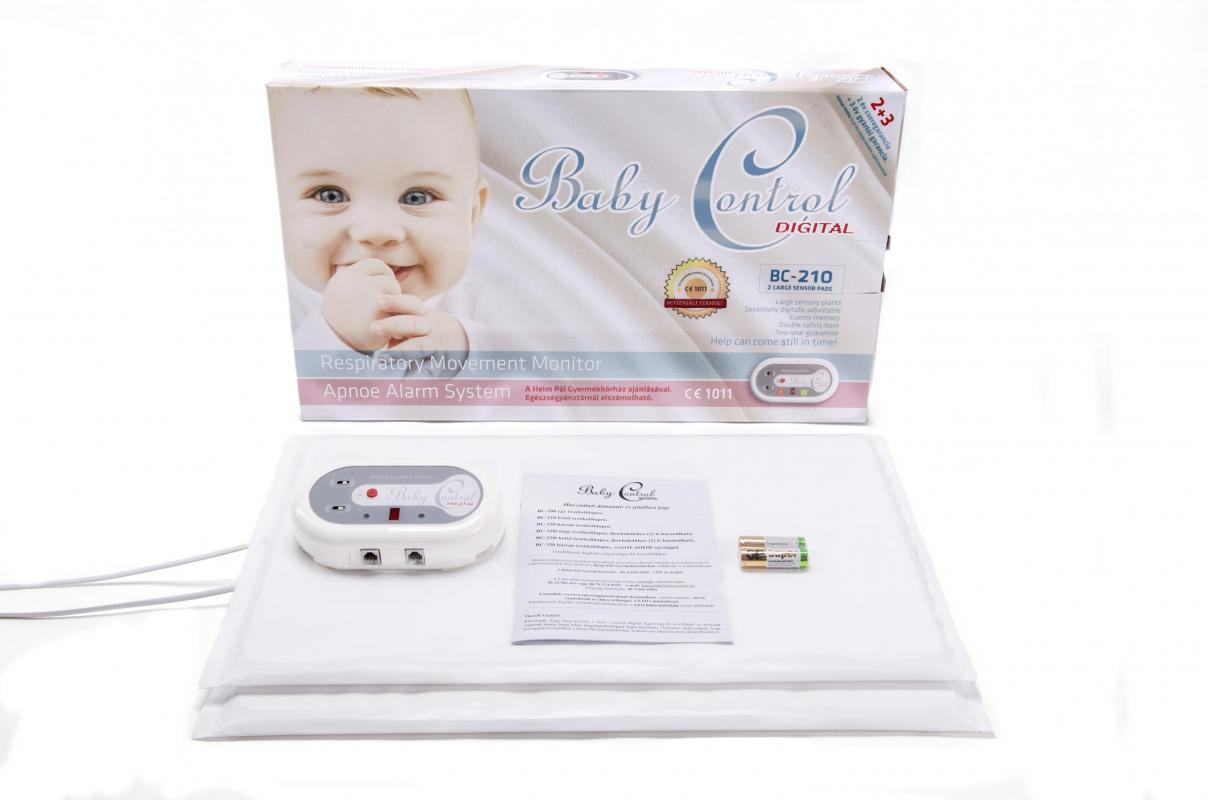 Monitor dechu Baby Control Digital BC-210