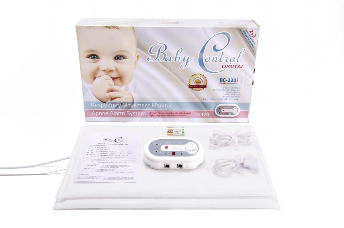Monitor dechu Baby Control Digital BC-220i
