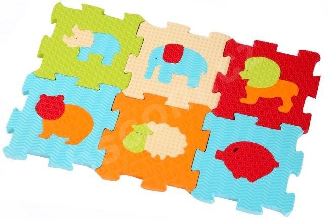 Ludi Puzzle pěnové zvířátka