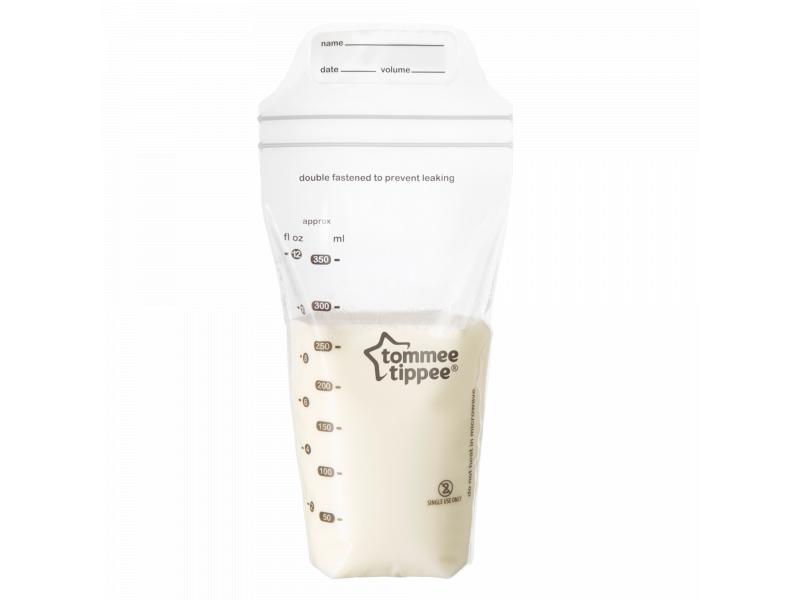 Tommee Tippee Sáčky na mateřské mléko 36ks