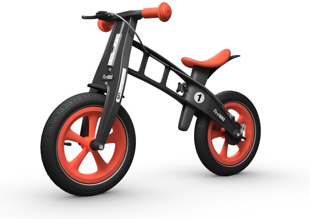 Odrážedlo First Bike ORANGE - limitovaná edice