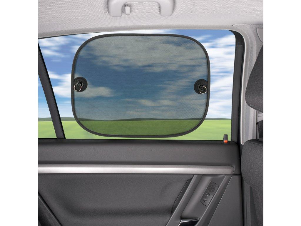 DIAGO Sluneční clona na boční/zadní okno - 2ks