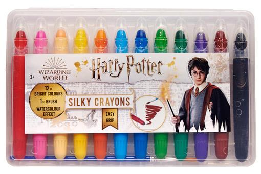 HARRY POTTER Gelové voskovky Harry Potter