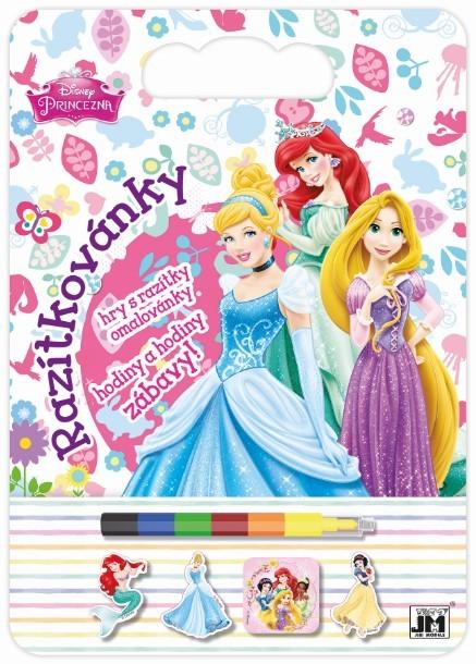 Razítkovánky/ Disney Princezny
