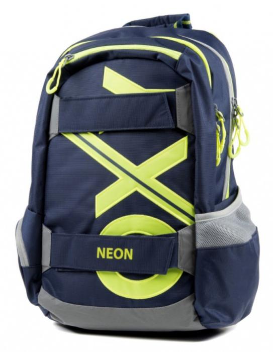 Studentský batoh OXY Sport BLUE LINE Green 445b86a07a