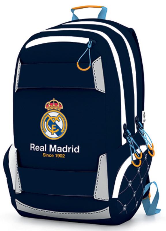 17823d235f Studentský batoh Real Madrid + DÁREK ZDARMA
