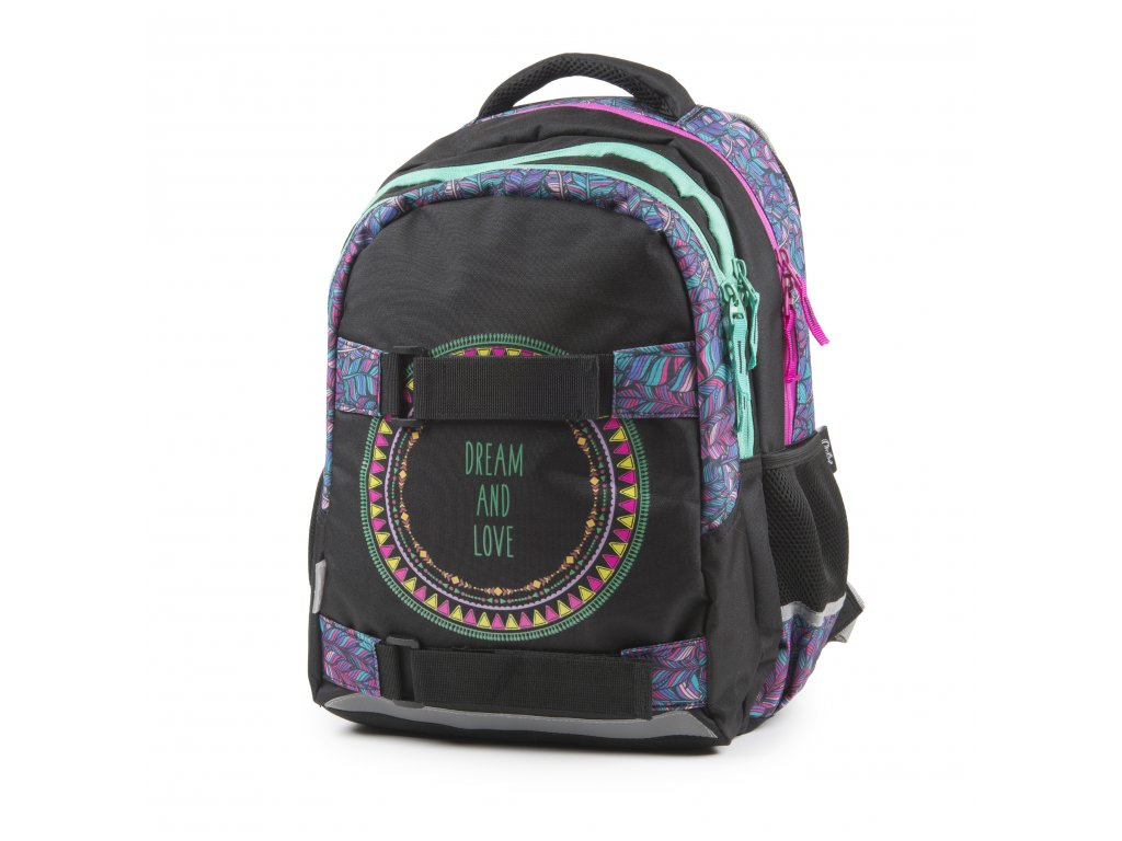 d35caebb31f Studentský batoh OXY One Spirit