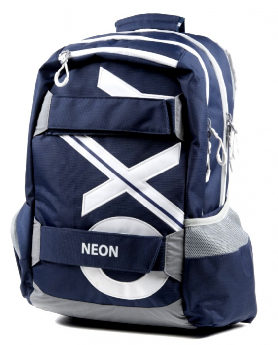Studentský batoh OXY Sport BLUE LINE White 786c7e492e