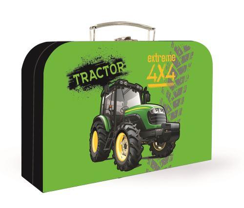 OXYBAG Kufřík lamino 34 cm - traktor