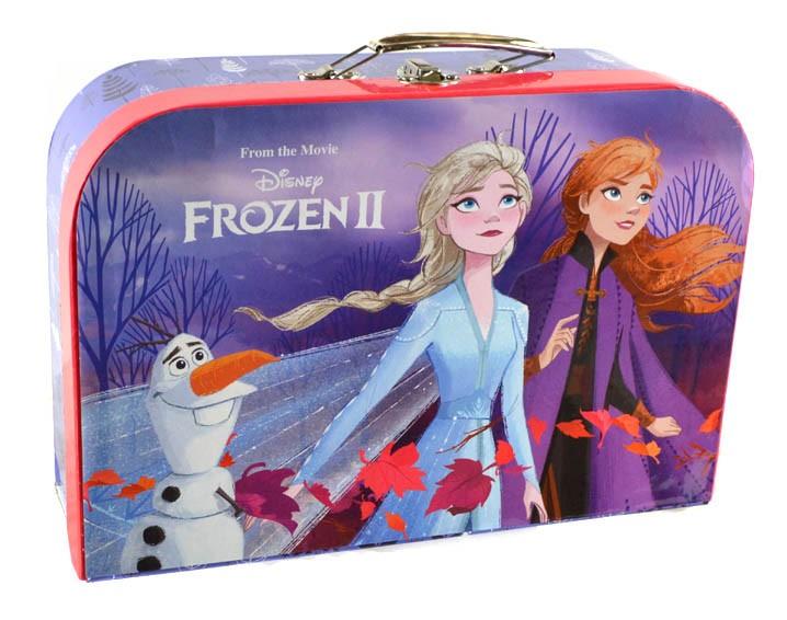 Karton P+P Kufřík lamino 34 cm - Frozen
