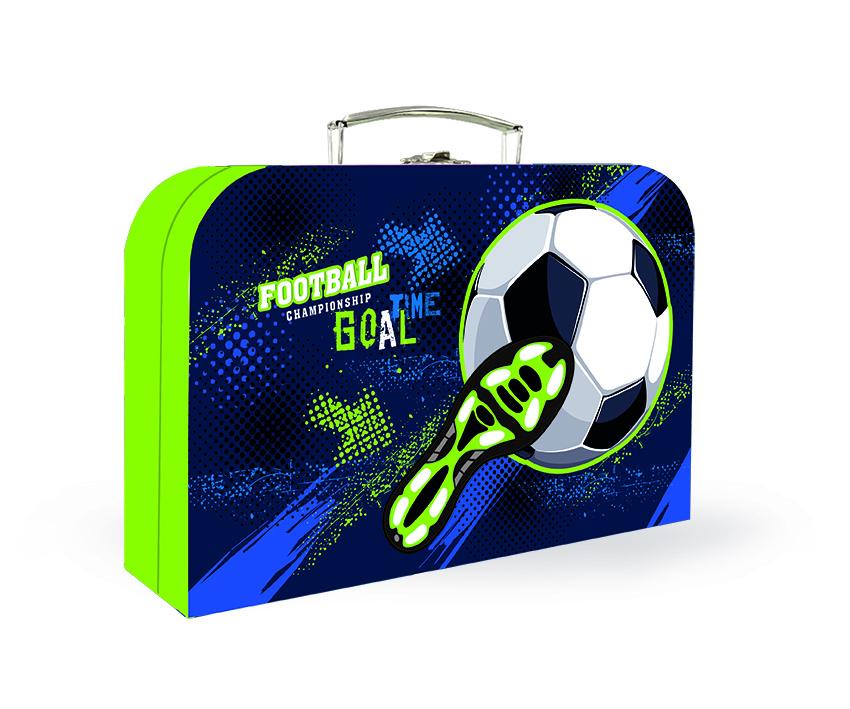 Oxybag Kufřík lamino 34 cm - fotbal