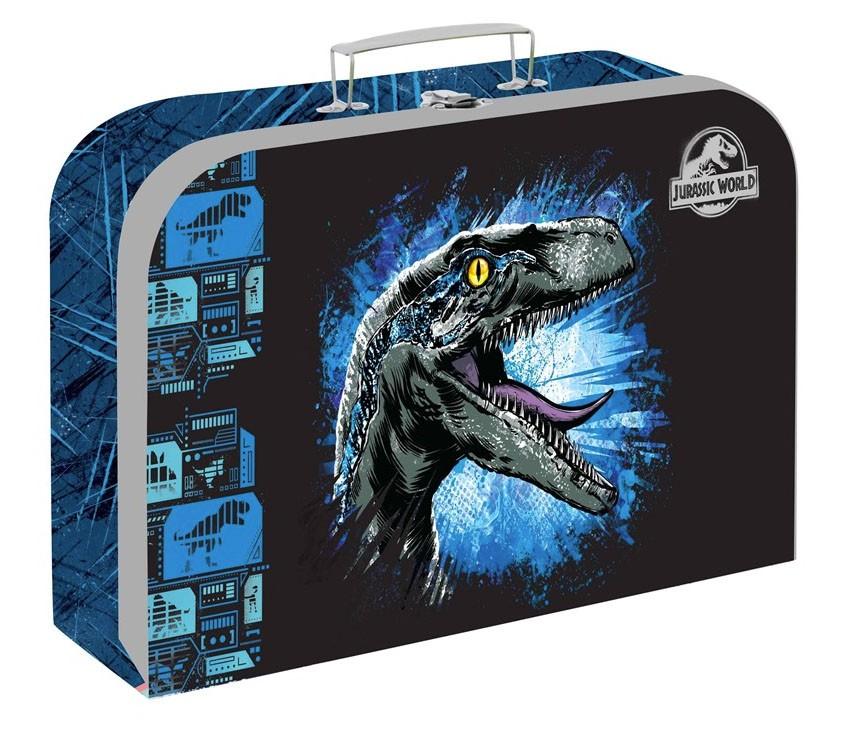 Oxybag Kufřík lamino 34 cm - Jurassic World