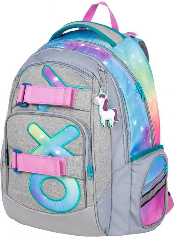 Karton P+P Školní batoh - OXY Style Mini rainbow